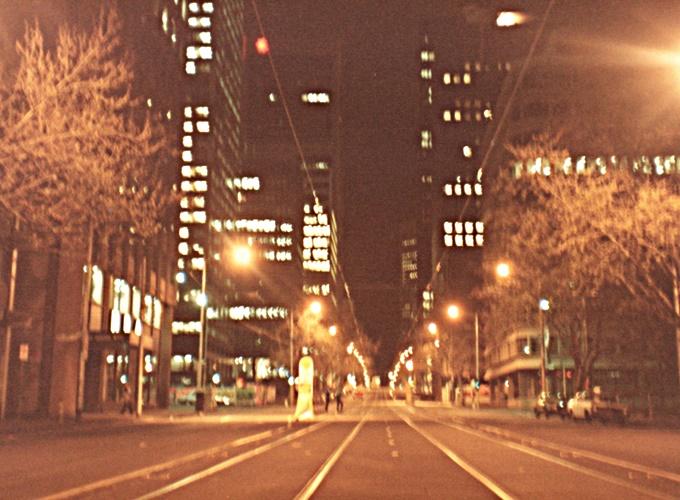 アデレイド・南オーストラリア。In the night in Adelaide.