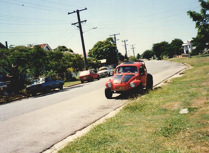 オーストラリア。ブリスベン。Yuji's car.