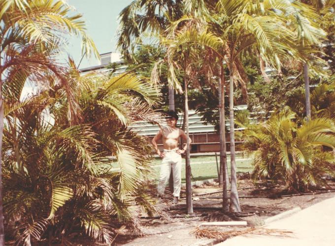 ダーウィン・オーストラリア。Walk around Darwin town.