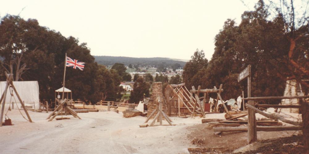 Sovereign Hill.