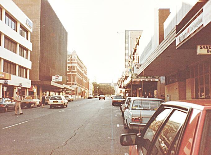 パース・西オーストラリア州。Perth, Western Australia.