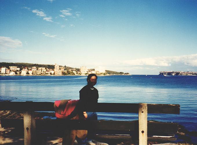 オーストラリア・シドニー。Manly Beach, Sydney.