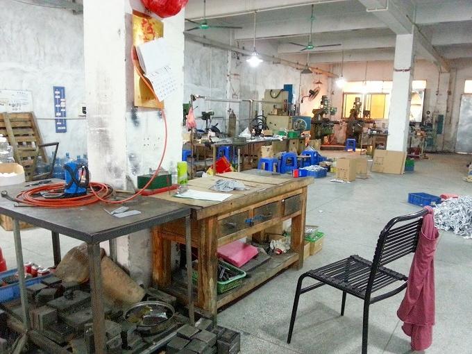 東莞工場2(Dongguan factory.)