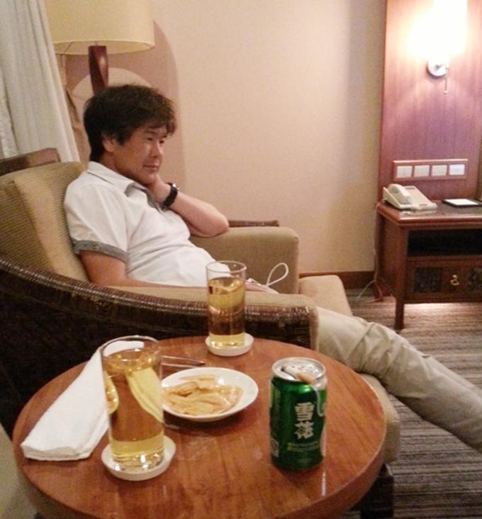 中国 広東省 東莞ソフィテルの休日1(Dongguan Sofitel holiday.)