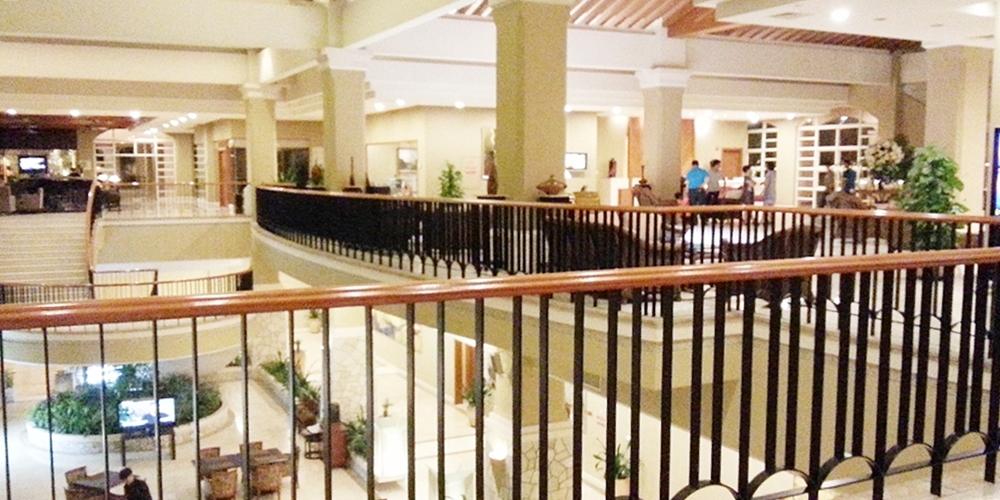 Sofitel Royal Lagoon Hotel in Dongguan, China.