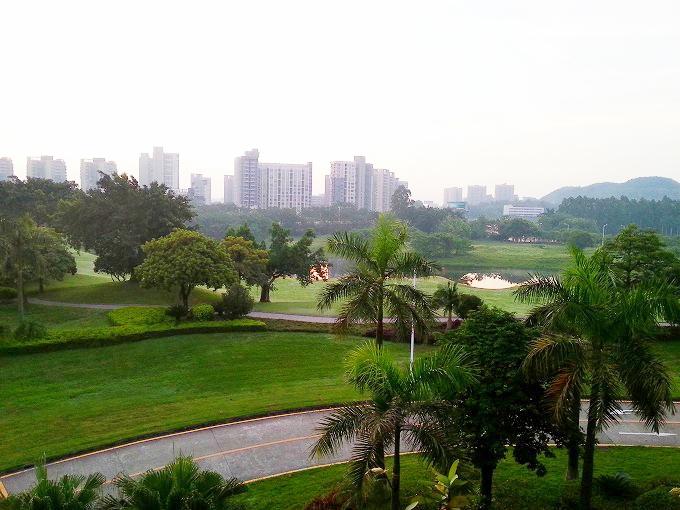 東莞ソフィテルの休日3(Dongguan Sofitel holiday.)
