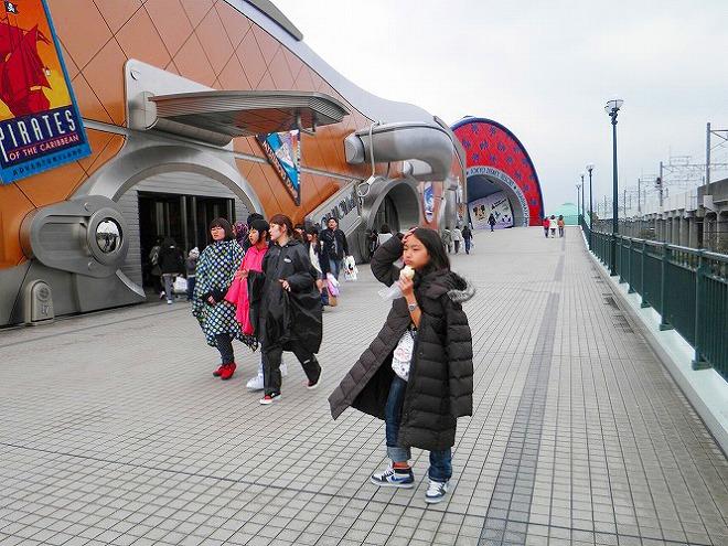 ボン・ヴォヤージュ - 東京ディズニーランド周辺(Around Tokyo Disneyland.)