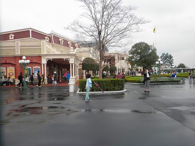 東京ディズニーランド周辺(Around Tokyo Disneyland.)