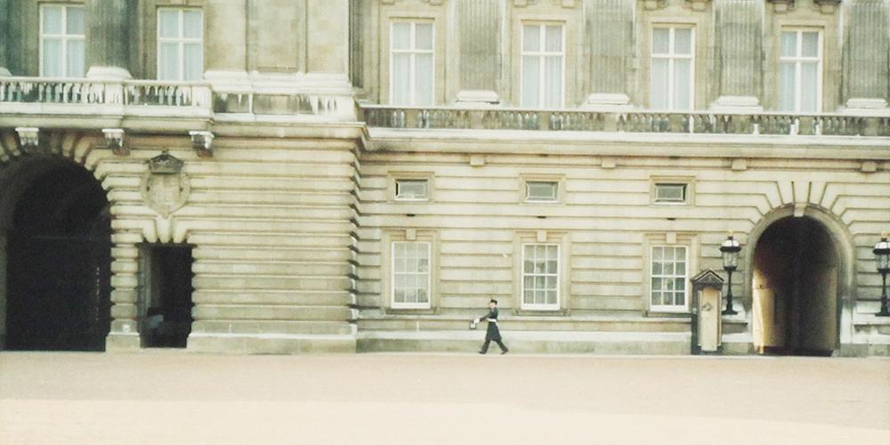 Buckingham Palace, London, United Kingdom.