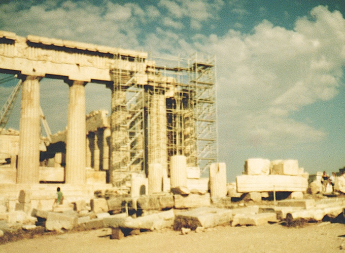 ギリシャ・アテネ。Athens.