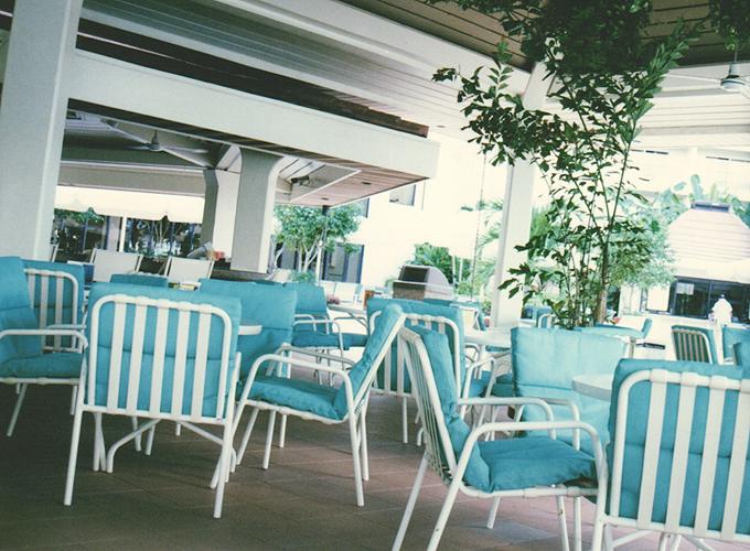アメリカ領・グアム。Other hotels facility in Guam.