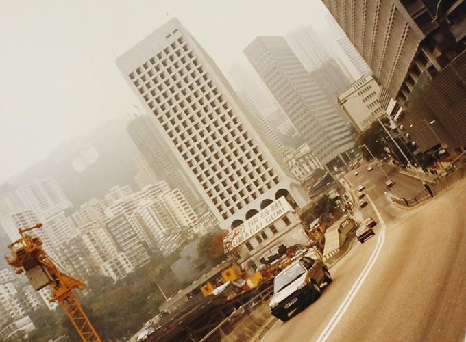 香港。Hong kong.