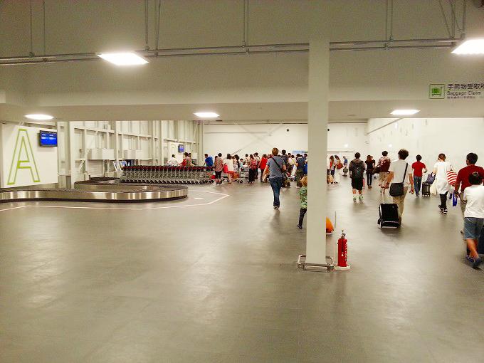 大阪ピーチ専用LCCターミナル。