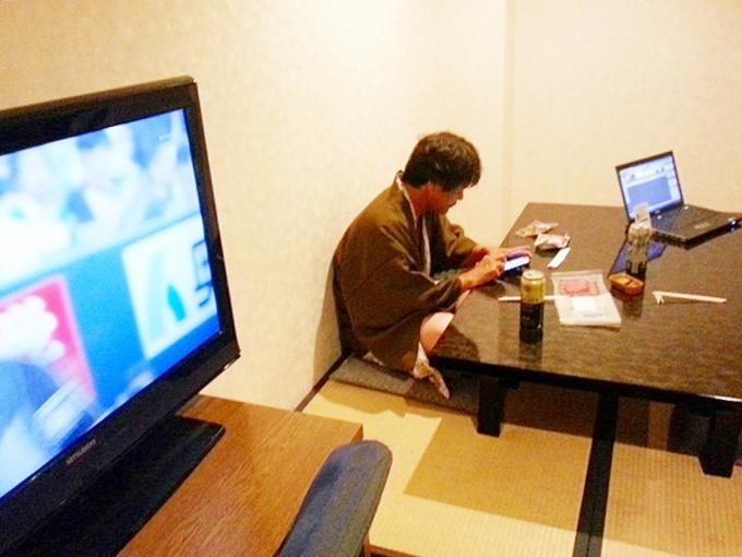 関空温泉ホテル in 泉佐野。