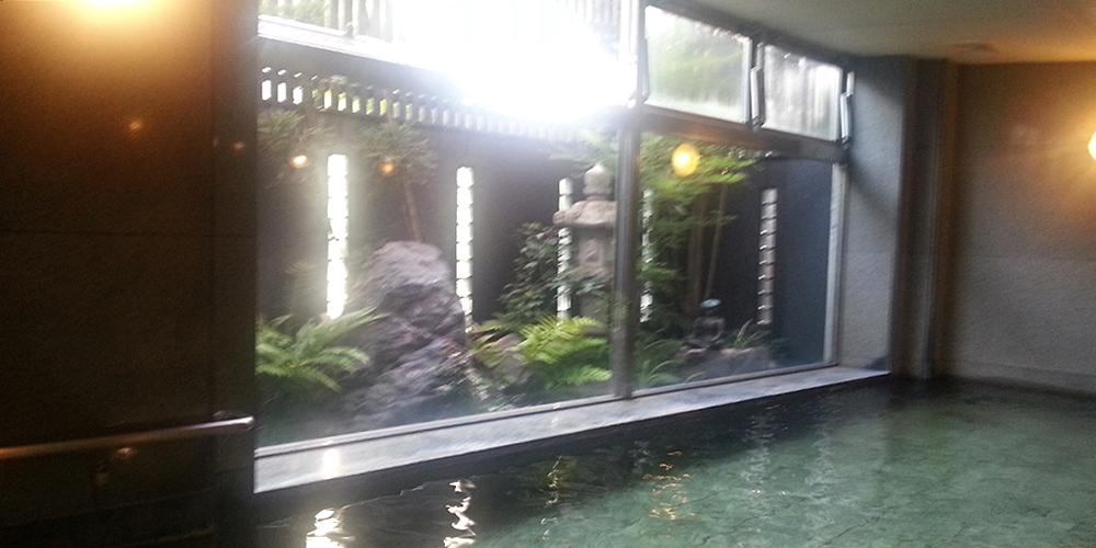 Kansai Onsen Hotel, Japan.