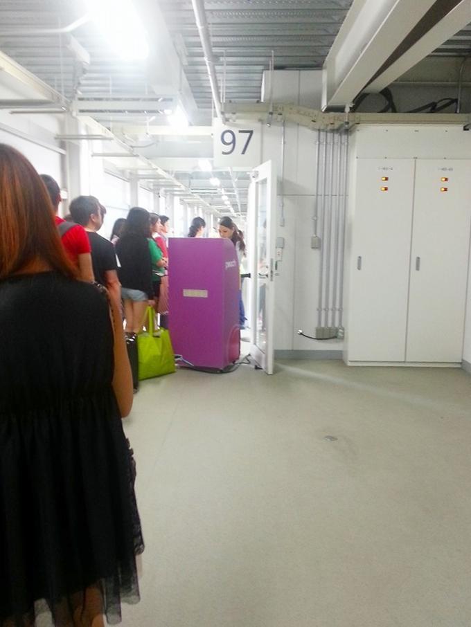 関西国際空港ピーチ専用ターミナル