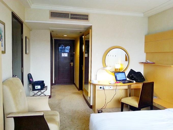 香港 城市花園酒店・シティガーデンホテル・客室