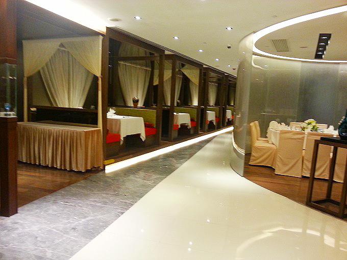 香港 城市花園酒店・シティガーデンホテル・レストラン・エリア