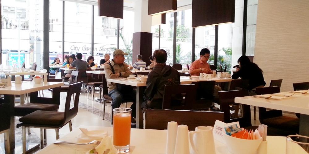 The morning, to Shenzhen, China, Hong Kong.