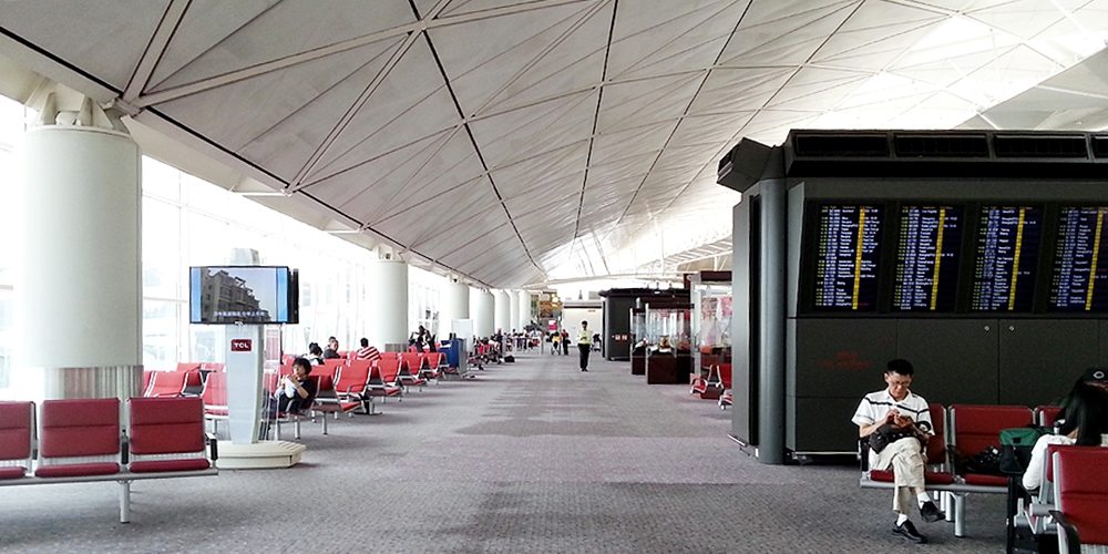 香港国際空港 Hong Kong International Airport, Hong Kong.