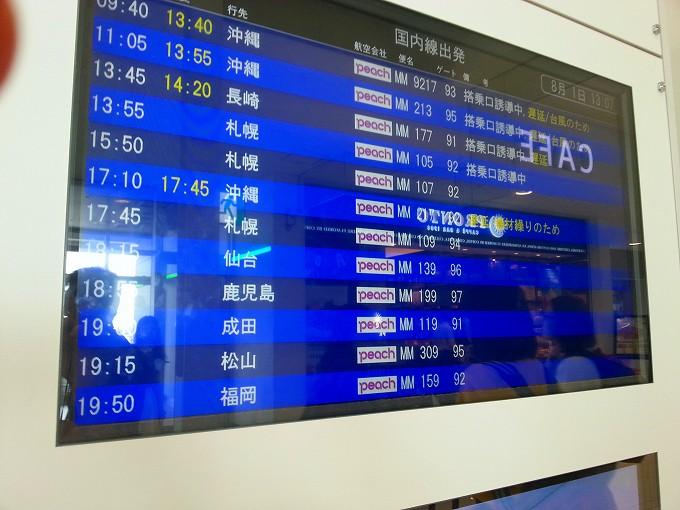 ピーチ・アビエイション専用ターミナル