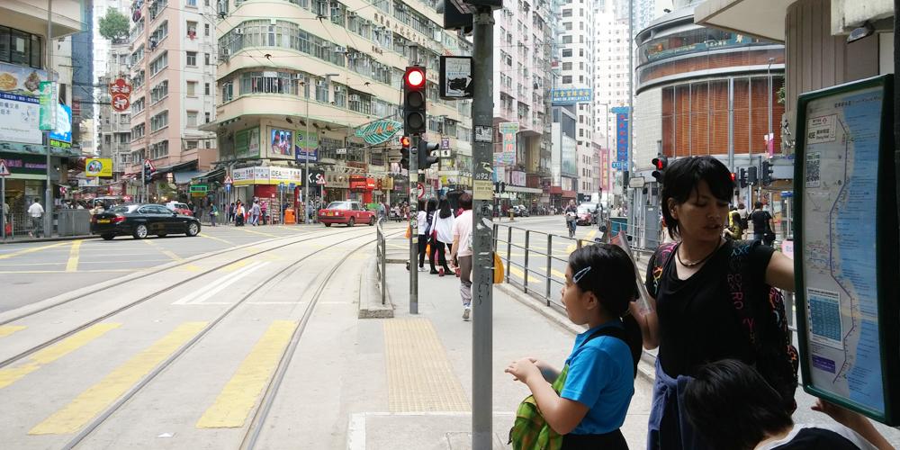 香港島散策(Hong Kong Island.)