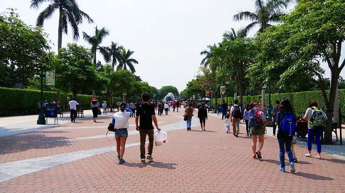 香港ディズニーランド - 香港迪士尼樂園 Part1(Hong Kong Disneyland.)