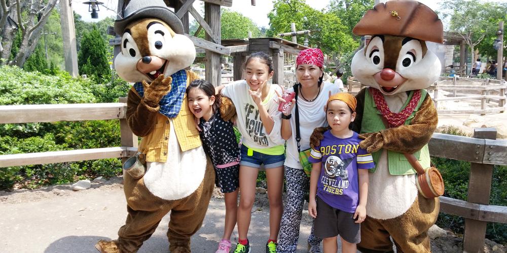 香港ディズニーランド Part3(香港迪士尼樂園/Hong Kong Disneyland.)。