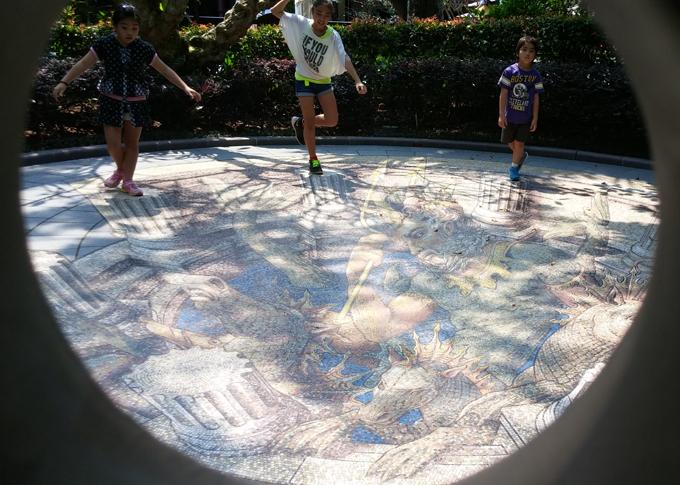 ミスティック・マナー。香港ディズニーランド Part3(香港迪士尼樂園/Hong Kong Disneyland.)。