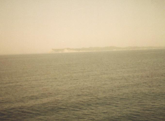 ギリシャ。Ferry between Brindisi to Patra.