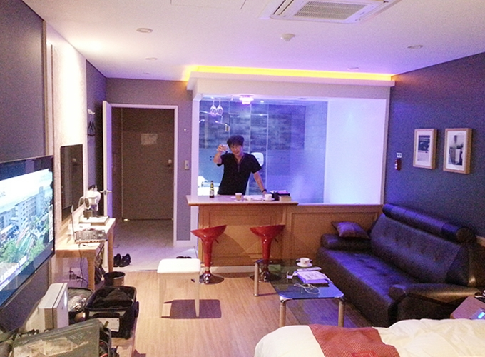 韓国ソウル旅行。ホテル ノーステル(Hotel Northtel)