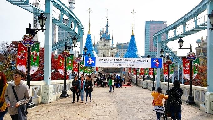 韓国・ソウル。ロッテワールド「マジックアイランド」 - ロッテワールド(Lotte World.)