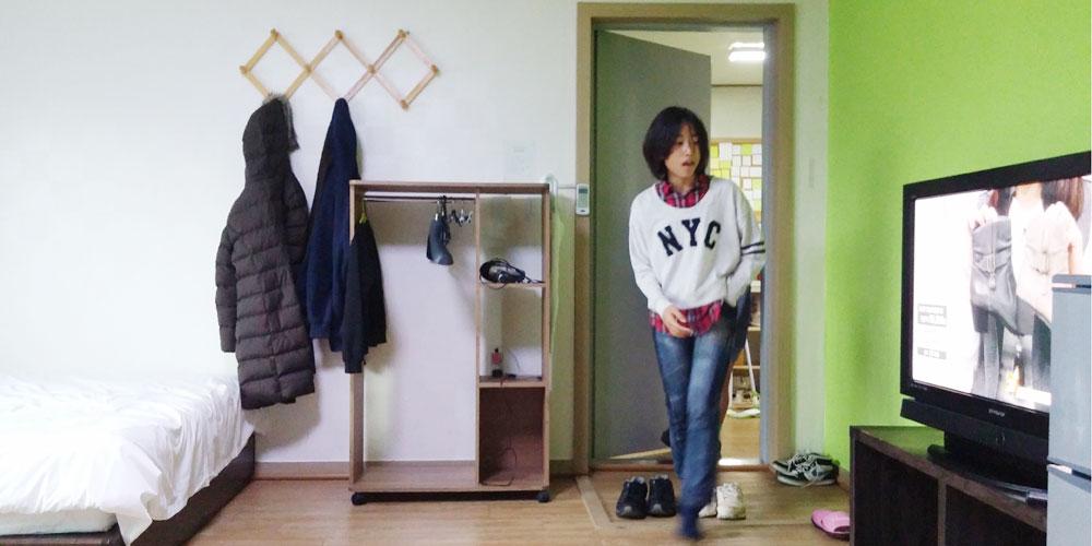 韓国ソウル。iハウス(i house.)