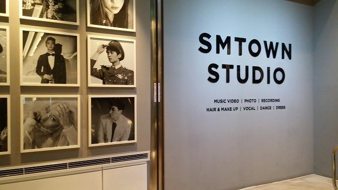 韓国。ソウル。SMTOWN STUDIO - SMTOWN