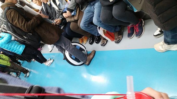 韓国。ソウル。電動一輪車 - 仁川→明洞→弘済