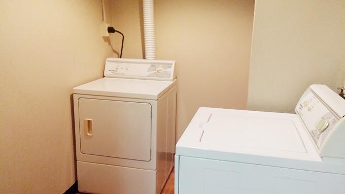 韓国。ソウル。洗濯機と乾燥機 - ザ・グランドスイート(The Grand Suite Seoul.)