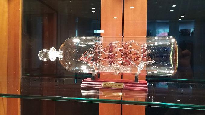 韓国。ソウル。ボトルシップ - グランド ヒルトン ソウル(Grand Hilton Seoul)