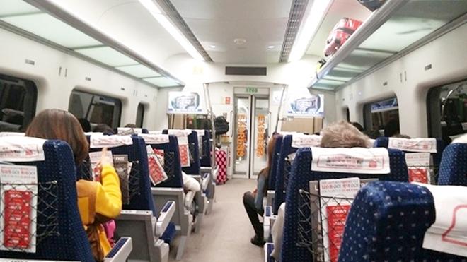 韓国。エーレックス空港鉄道