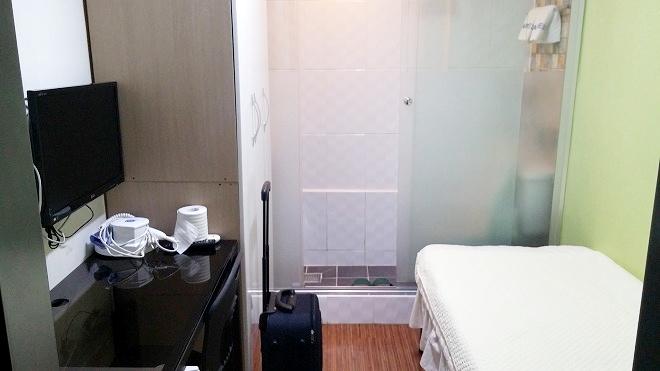 韓国。韓国ソウル・スターゲストハウス(Star Guest House)個室