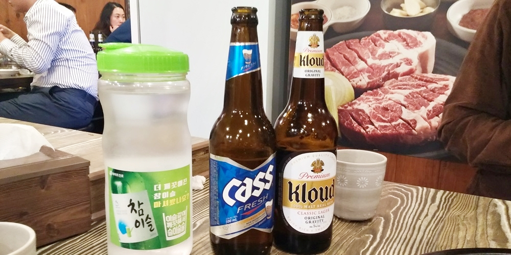 韓国ソウル焼肉