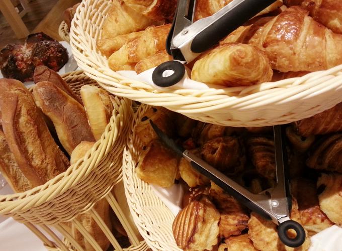 フランス・リオン。パン&バケット