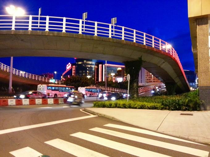 ナイトinマカオ(澳門/Macau)