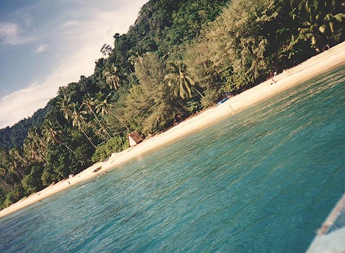マレーシア。Tioman Island.