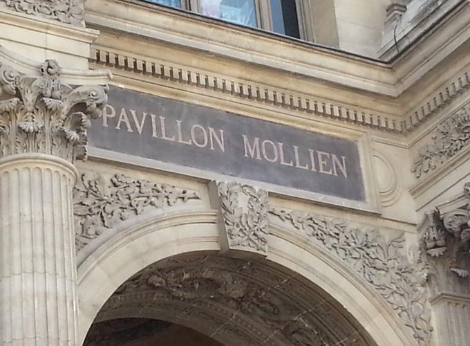 フランス・パリ。PAVILLON MOLLIEN.