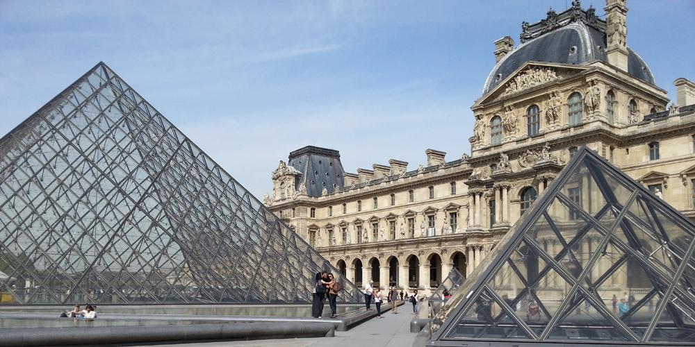 Musee du Louvre Paris, France.