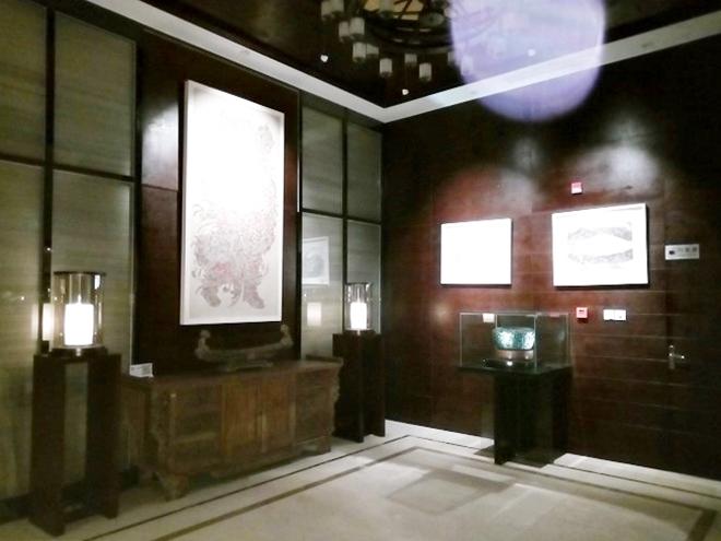 中国 上海・エレベーターホール/ ナラダブティックホテル上海ホンコウ