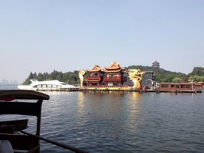 中華人民共和国・杭州西湖。