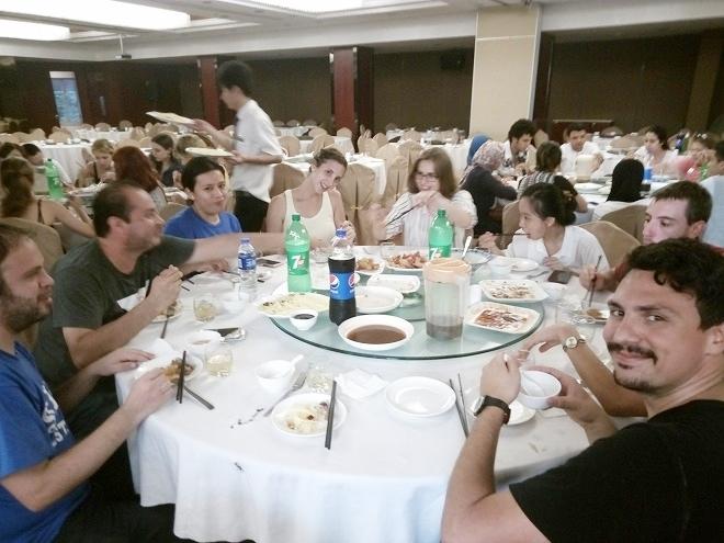 中華人民共和国・杭州一泊ツアー一日目