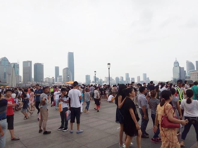 中華人民共和国 上海・外灘。