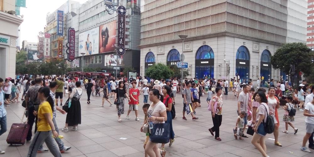 中華人民共和国・上海市内観光
